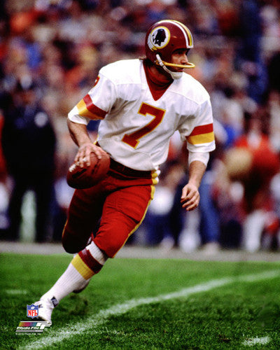 "Joe Theismann ""Redskins Classic"" (c.1981) Premium Poster Print - Photofile Inc."