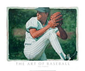 """The Pitcher"" (Art of Baseball) - CAP 2003"