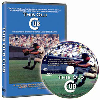 "DVD: ""This Old Cub"" (Ron Santo Story) - Emerging Pictures"