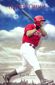 "Jim Thome ""Old School"" - Starline 2003"