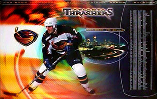 "Atlanta Thrashers ""Year One"" - Costacos 2000"