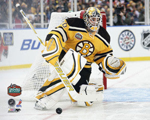 "Tim Thomas ""Classic Action"" (Fenway 2010) - Photofile 16x20"