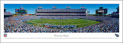 "Tennessee Titans ""Touchdown"" Panoramic Poster Print - Blakeway 2010"