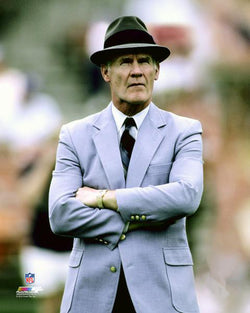 "Tom Landry ""The Coach"" Dallas Cowboys Legend Premium Poster Print - Photofile Inc."