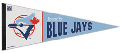 Toronto Blue Jays Retro 1970s Style MLB Cooperstown Collection Premium Felt Pennant - Wincraft