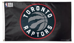 Toronto Raptors Official NBA Basketball 3'x5' DELUXE Team Banner Flag - Wincraft Inc.