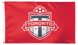 Toronto FC Official MLS Soccer Deluxe-Edition 3'x5' Banner FLAG - Wincraft Inc.