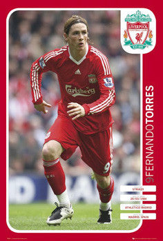 "Fernando Torres ""Superstar"" - GB Eye 2008"