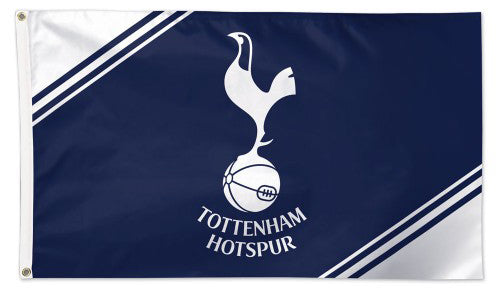 Tottenham Hotspur FC Official EPL Soccer DELUXE 3'x5' Team Flag - Wincraft Inc.