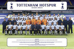 Tottenham Hotspur 2010/11 Official Team Portrait Poster - GB Eye (UK)