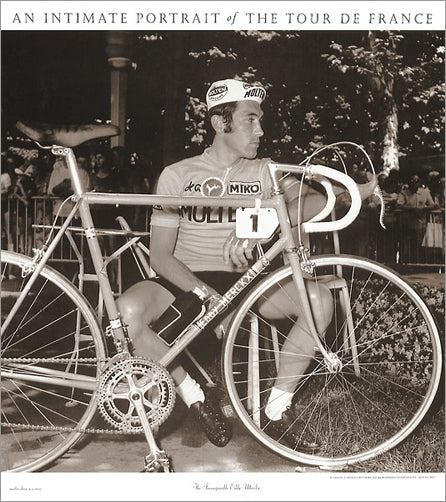 "Vintage Tour de France ""The Incomparable Eddy Merckx"" - Presse 'e Sports"