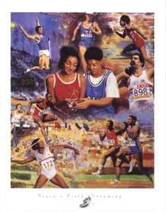 """Track and Field Dreaming"" - Image Source 1997"