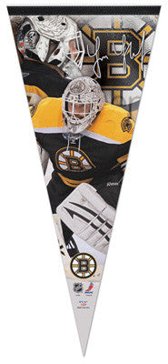 "Tim Thomas ""BIG-TIME"" Extra-Large Premium Felt Collector's Pennant"