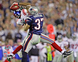 "David Tyree ""The Catch"" (Super Bowl XLII) New York Giants Premium Poster Print - Photofile Inc."