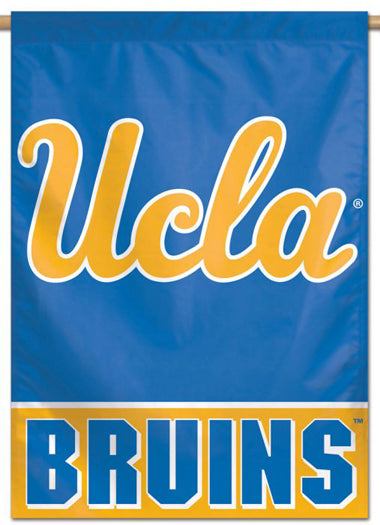 UCLA Bruins Official NCAA Team Logo NCAA Premium 28x40 Wall Banner - Wincraft Inc.