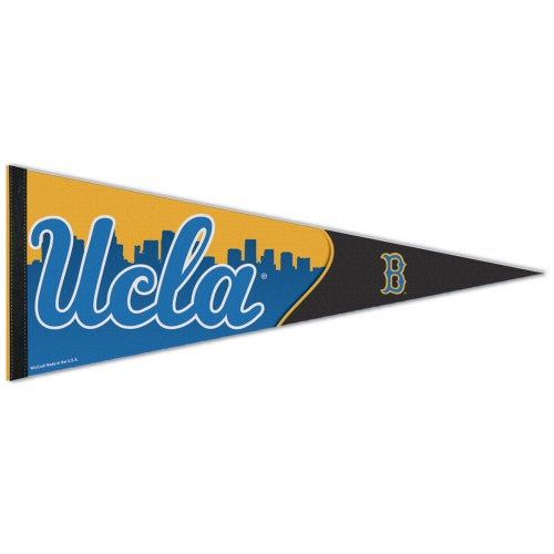 UCLA Bruins Official NCAA Team Premium Felt Collector's Pennant - Wincraft Inc.