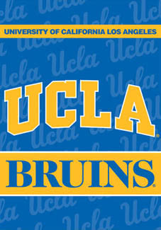 UCLA Bruins Official NCAA Sports Premium House Banner - BSI Products