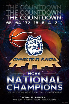 UConn Huskies 2011 National Champions Commemorative - ProGraphs Inc.