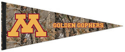 "University of Minnesota ""Backwoods"" Premium Felt Pennant"