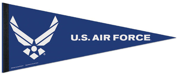 Air Force Academy Bent-Wings Logo Premium Felt Pennant - Wincraft Inc.