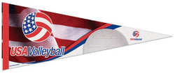 USA Volleyball Premium Felt Commemorative Pennant - Wincraft