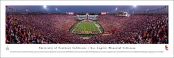 USC Trojans Football LA Memorial Coliseum Game Night Panorama - Blakeway Worldwide