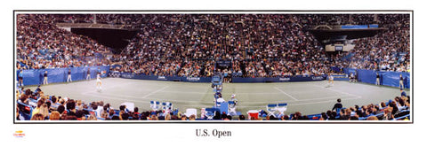 U.S. Open 1992 Panorama (Jimmy Connors) - Everlasting Images