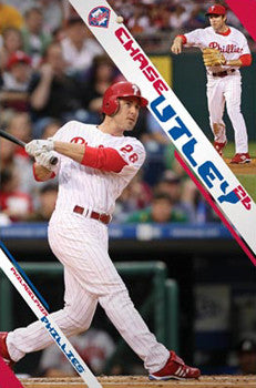 "Chase Utley ""Superstar"" - Costacos 2009"