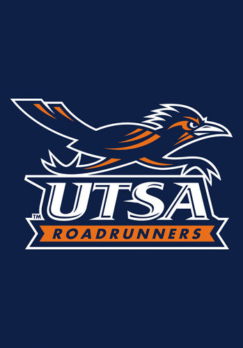 UTSA Roadrunners Official 28x40 NCAA Premium Team Banner - BSI Products