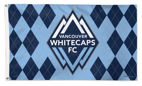 Vancouver Whitecaps FC Official MLS Soccer Deluxe-Edition 3'x5' Flag - Wincraft Inc.