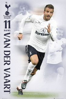 "Rafael Van Der Vaart ""SuperAction"" - GB Eye 2011"