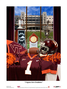 "Virginia Tech Hokies ""Tradition"" - USA Sports Inc."
