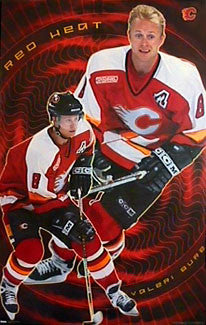 "Valeri Bure ""Red Heat"" - Costacos 2000"