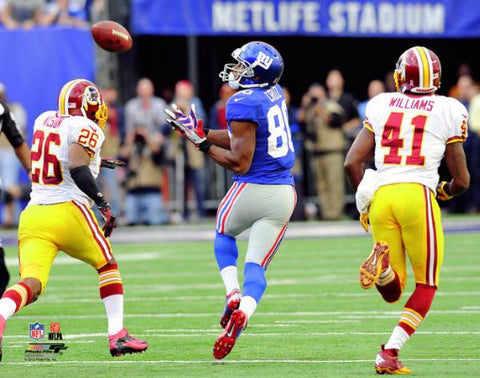 "Victor Cruz ""Down Field"" (2012) Premium Poster Print - Photofile 16x20"