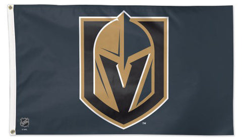 Las Vegas Golden Knights Official NHL Hockey Deluxe-Edition 3'x5' FLAG - Wincraft Inc.