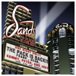 """Vegas Classic: The Sands"" by Anthony Ross - McGaw Graphics"