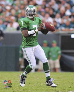 "Michael Vick ""Green Machine"" (2010) - Photofile 16x20"