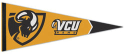 Virginia Commonwealth Rams NCAA Team Logo Premium Felt Pennant - Wincraft Inc.