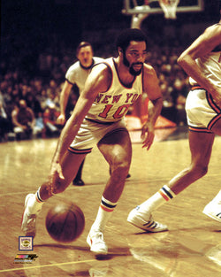 "Walt Frazier ""Clyde Classic"" (c.1973) New York Knicks Premium Poster Print - Photofile Inc."