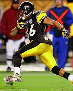 "Hines Ward ""Superstar"" (2008) Pittsburgh Steelers Premium Poster Print - Photofile 16x20"