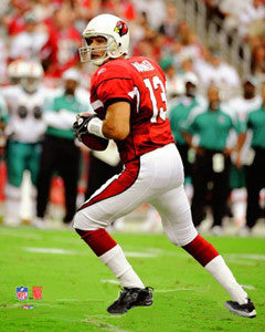 "Kurt Warner ""King Cardinal"" Arizona Cardinals Premium Poster Print - Photofile 16x20"