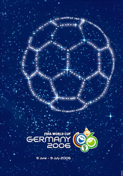 FIFA World Cup 2006 Germany Event Poster Official Reprint (#0971)