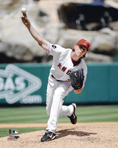 "Jered Weaver ""Ace"" (2011) Los Angeles Angels Premium Poster Print - Photofile 16x20"