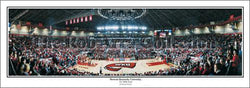 Western Kentucky Basketball (EA Diddle Arena) Panoramic Poster - Everlasting Images