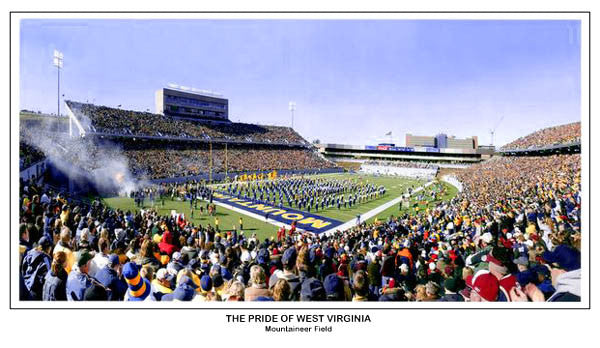 """The Pride of West Virginia"" (Mountaineer Field) - SPI 2004"