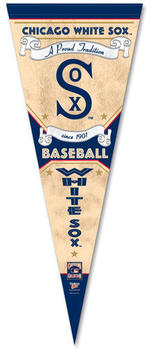 "Chicago White Sox ""Since 1901"" Premium Pennant - Wincraft"