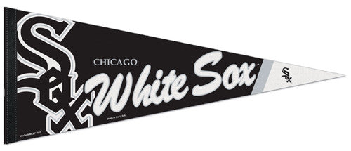 Chicago White Sox Official MLB Baseball Premium Felt Pennant - Wincraft