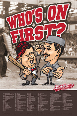 Who's On First (Abbott and Costello Baseball v.2) - Allu 2011