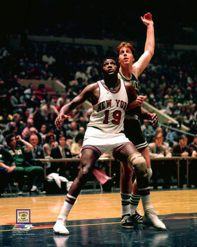"Willis Reed ""MSG Classic"" (c.1973) New York Knicks Premium Poster Print - Photofile Inc."