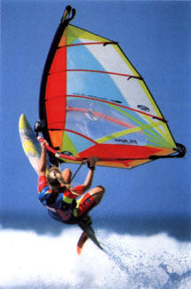 """Big Air"" Windsurfing - Nuova Arti Grafiche 1998"